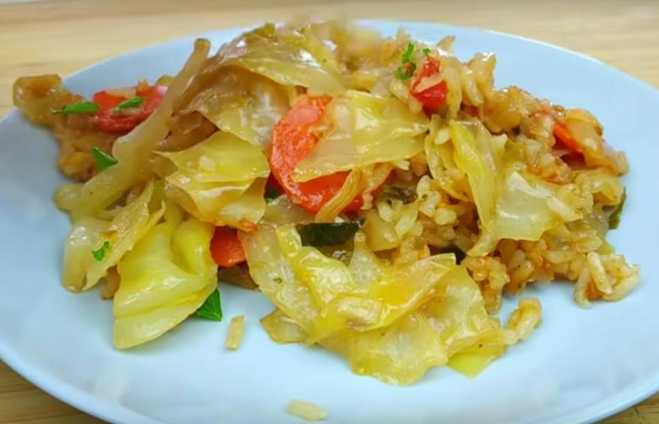 Вкуснятина из капусты на каждый день