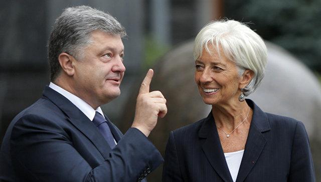 Украина становится вечным должником: экономические итоги 2017 года