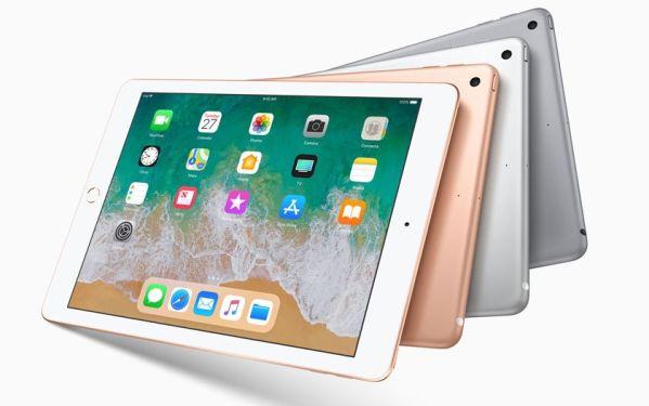 Планшетный компьютер Apple iPad 2018 вышел в России