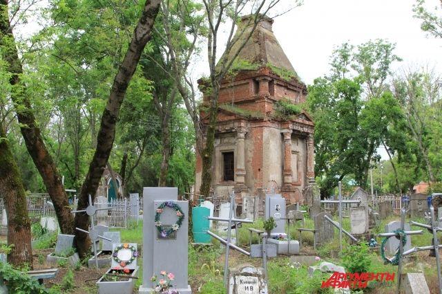 В России появится электронная карта кладбищ