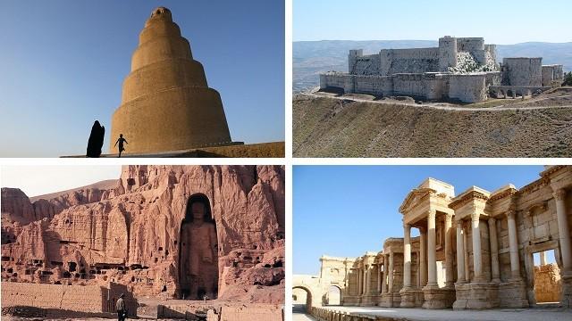 Величайшие постройки, которые вы никогда не увидите