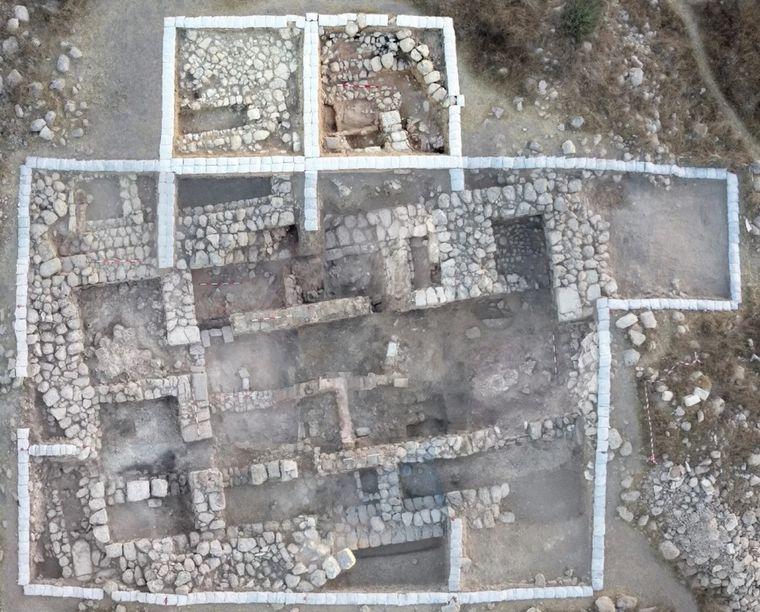 Найдены доказательства существования библейского царства