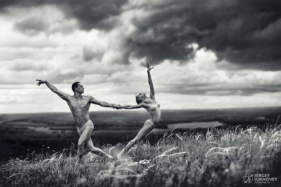 ФОТОВЫСТАВКА. Сергей Суховей: красота движения