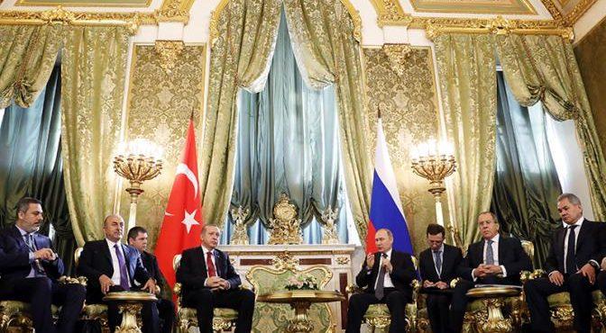 Шойгу и Эрдоган согласовали новое вторжение Турции в Сирию