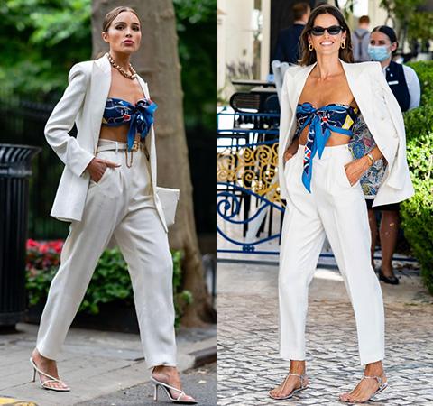 Модная битва: Оливия Калпо против Изабель Гулар