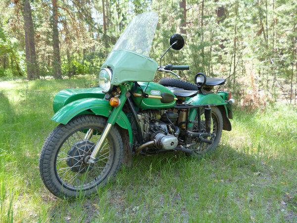 Сравним мотоцикл Урал которому 33 года и современный Урал Сити авто и мото,автоновости