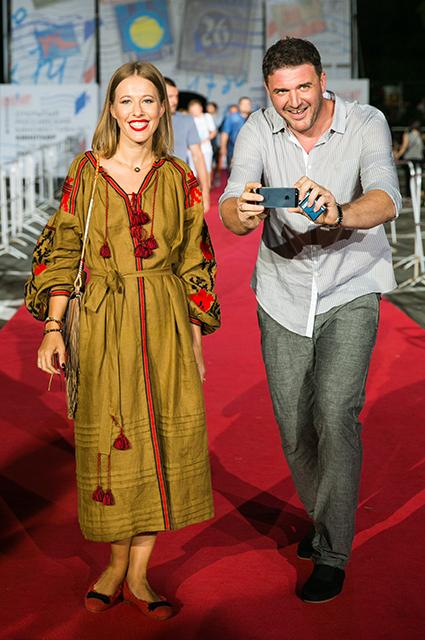 """Архивы """"Кинотавра"""": каким фестиваль был пять лет назад Светская жизнь"""