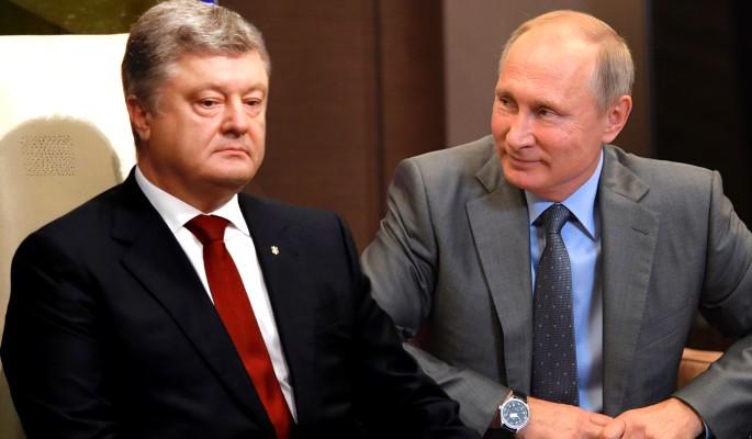 Путин подал Порошенко сигнал…