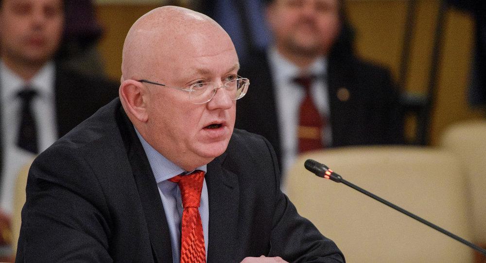 Небензя: Россия не позволит Британии говорить с собой языком ультиматумов