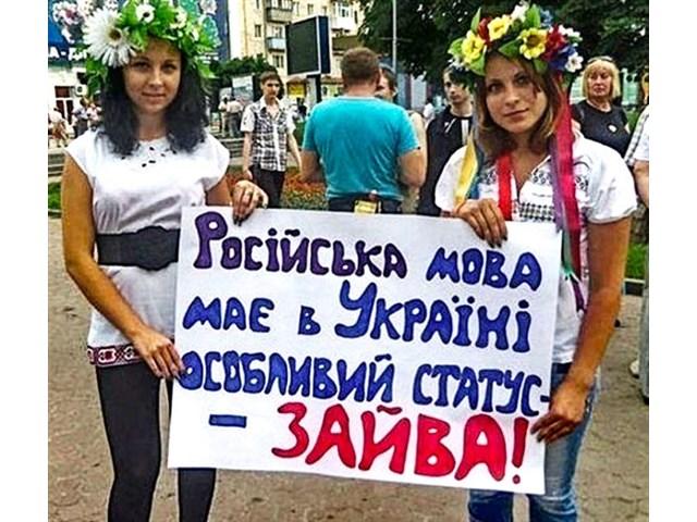 Как украинство тридцать лет «одну нацию» лепит украина