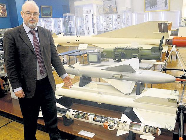 Самолёты ВВС США падают только от русских ракет