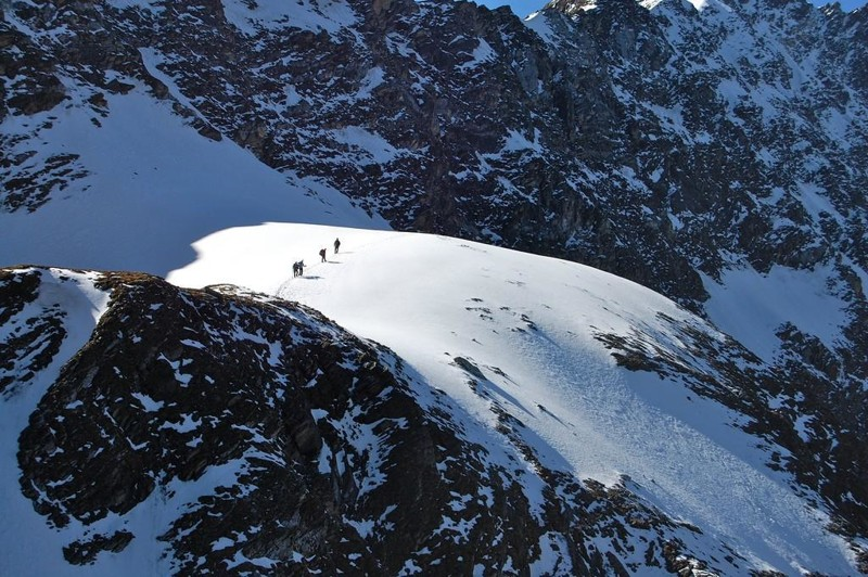 Тайна озера Роопкунд в Гималаях гималаи, индия, интересное