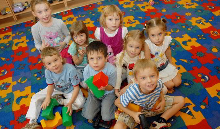"""Родительское собрание в детском саду: """"Жить с ребенком - дело не простое"""""""