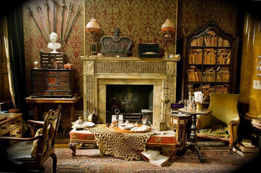 Исторические стили интерьера. Викторианский стиль