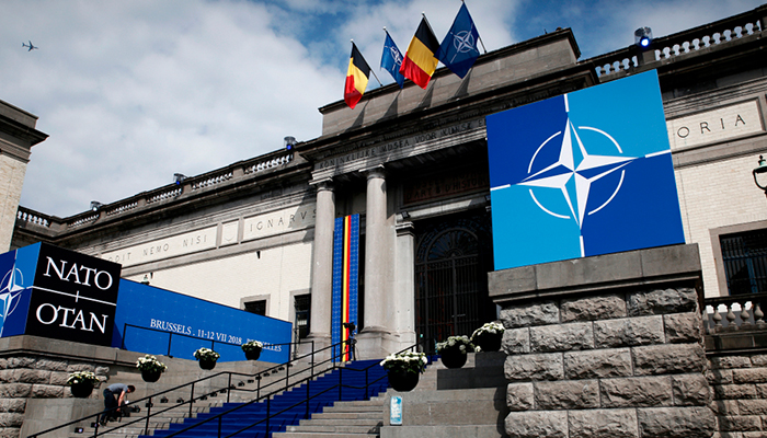 Когда умрёт «старичок» НАТО?