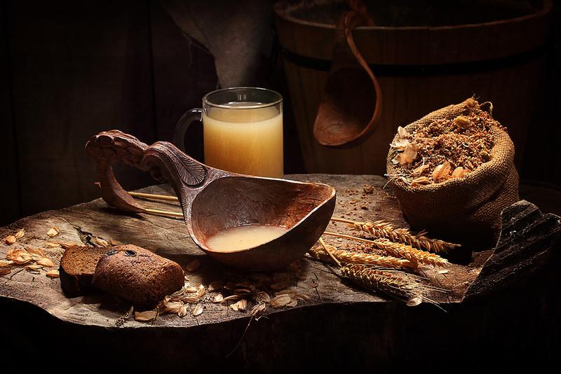 Необычности старорусской кухни
