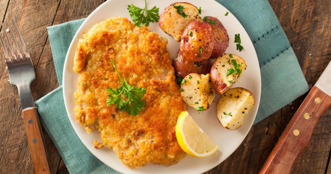 Ужин в немецком стиле: 5 блюд