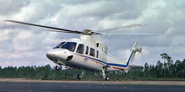 Картинки по запросу 13 march 1977 first fly S-76 Sikorsky.