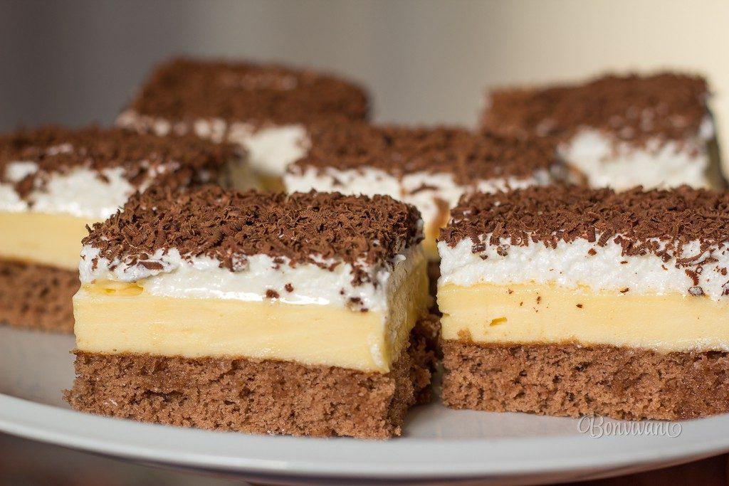 """Пирожное """"ложное"""" мороженое – божественный вкус и готовится легко!"""