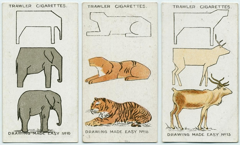 Рисуем животных. Легко и просто. W. Weatherby