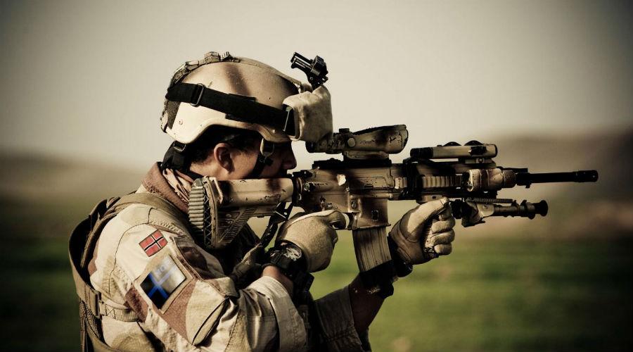 Самые опасные штурмовые винтовки мира по мнению экспертов