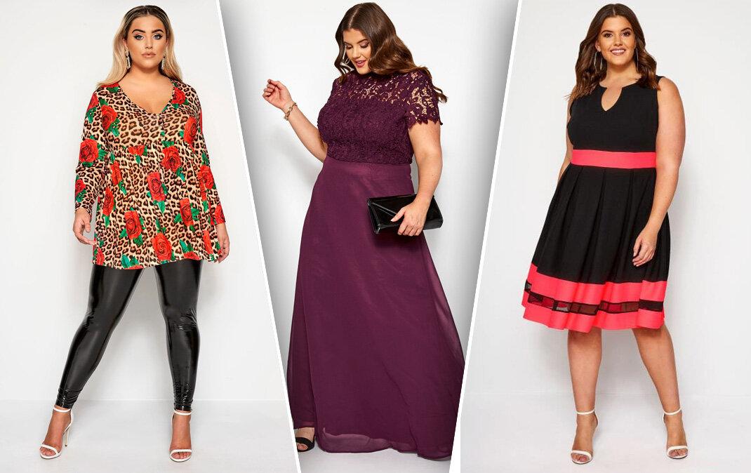 Лучшая длина и пропорции в одежде для полных женщин