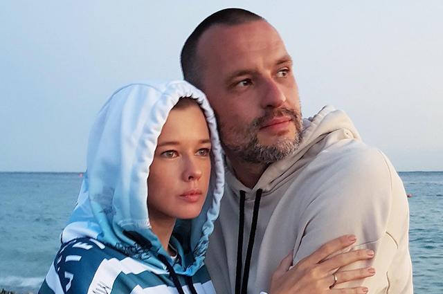 Катерина Шпица вышла замуж за фотографа и фитнес-тренера Руслана Панова