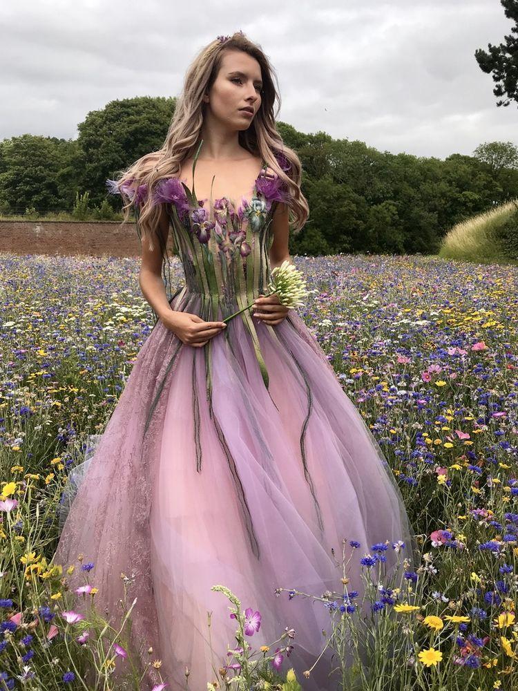 Француженка Sylvie Facon создает платья, которые поражают даже видавших виды людей, фото № 3