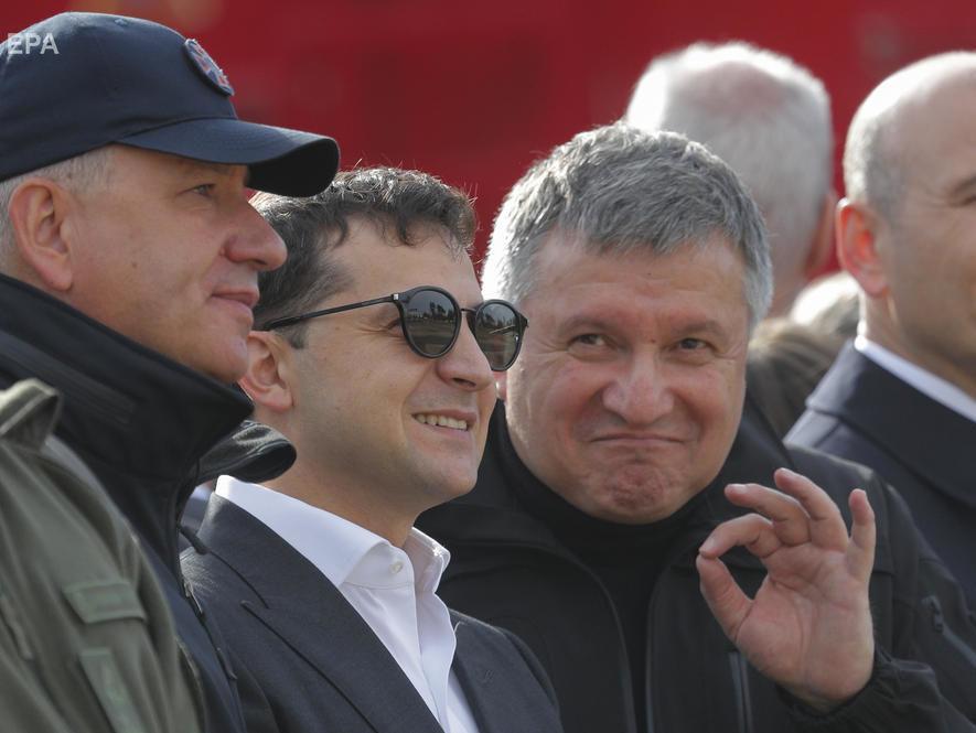 На Украине появился теневой президент