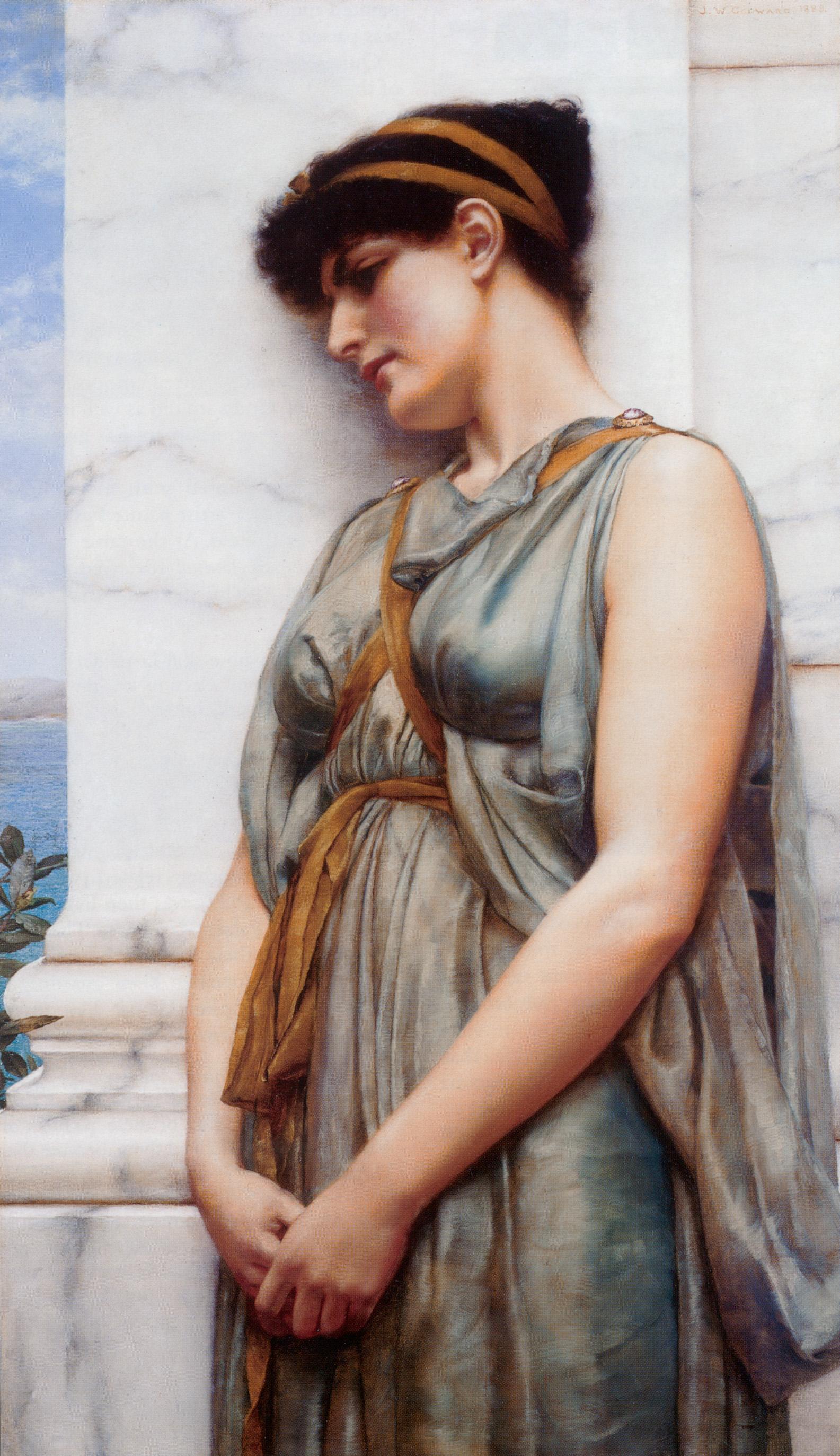 Греческая мечтательница