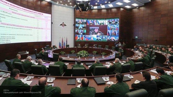 В Генштабе РФ заявили о размещении группировки носителей крылатых ракет на всех направлениях