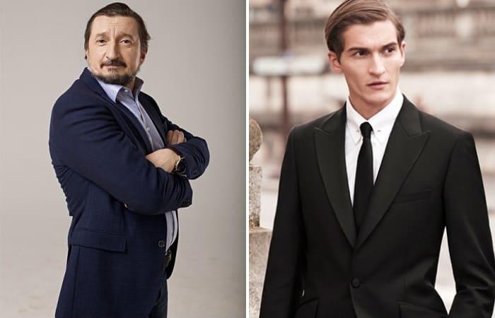 Как выглядят дети отечественных актеров, имеющих нестандартную внешность