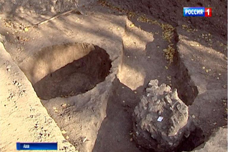 Сенсационная находка: что раскопали археологи в Азове?