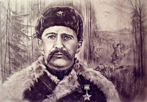 Герой Советского Союза Данукалов Алексей Федорович