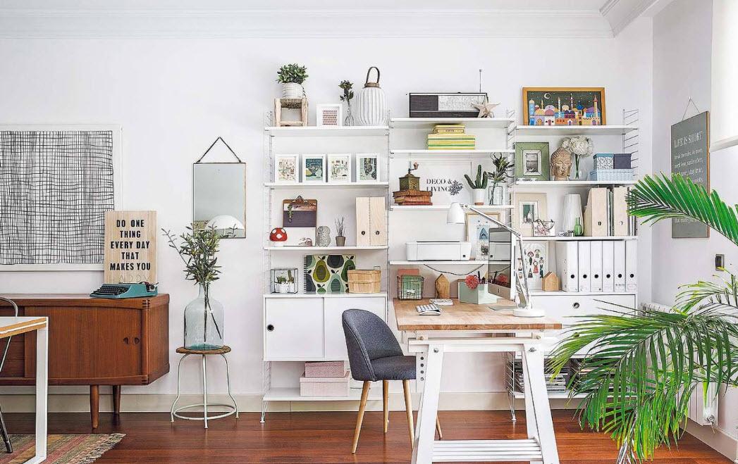 Скандинавский стиль в интерьере квартиры или дома