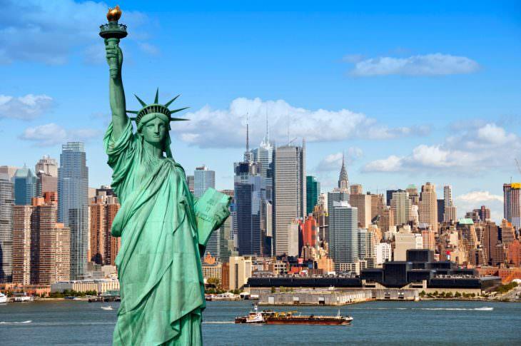 Что поражает обычного туриста в Америке
