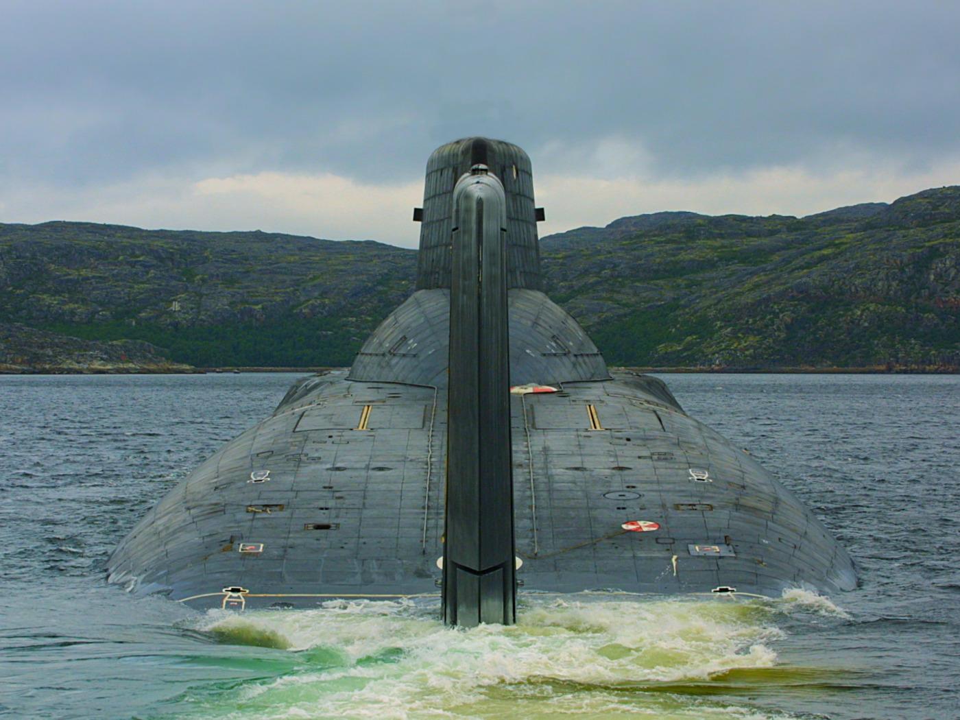 Американская экономика может быть скованна российскими субмаринами