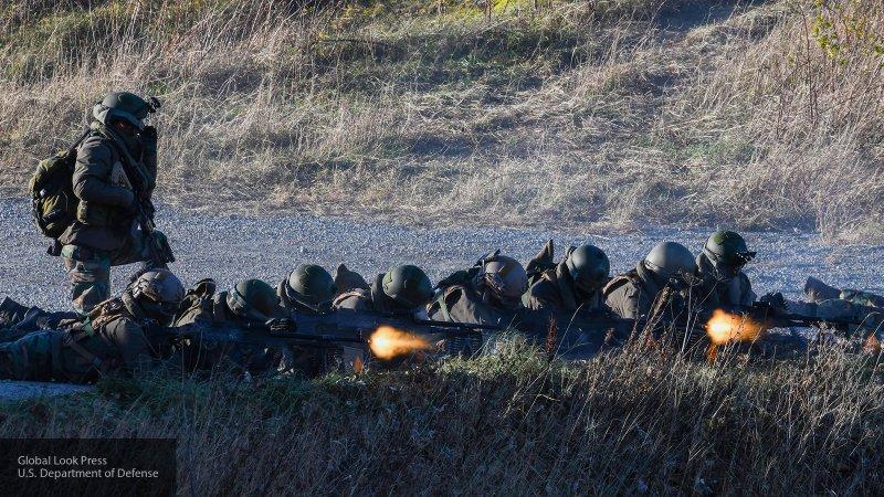 """Ракетный удар Ирана напугал """"до слез"""" бойцов НАТО"""