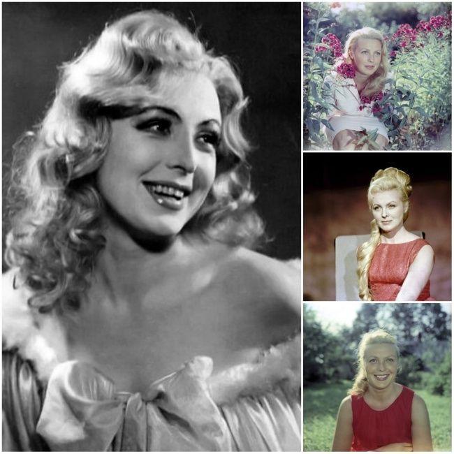 Красота доботоксной эпохи — портреты прекрасных актрис советского кино