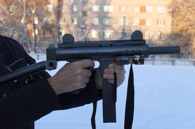 Патроны для пистолетов-пулемётов. Будущее и немного фантастики оружие