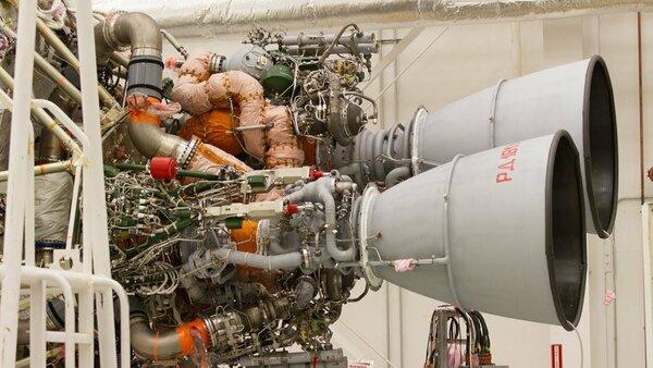 В США производят лучшие ракетные двигатели в мире новости,события