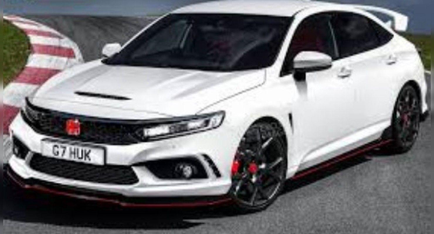 Компания Honda выпустит обновленную бензиновую версию Civic Type R Автомобили