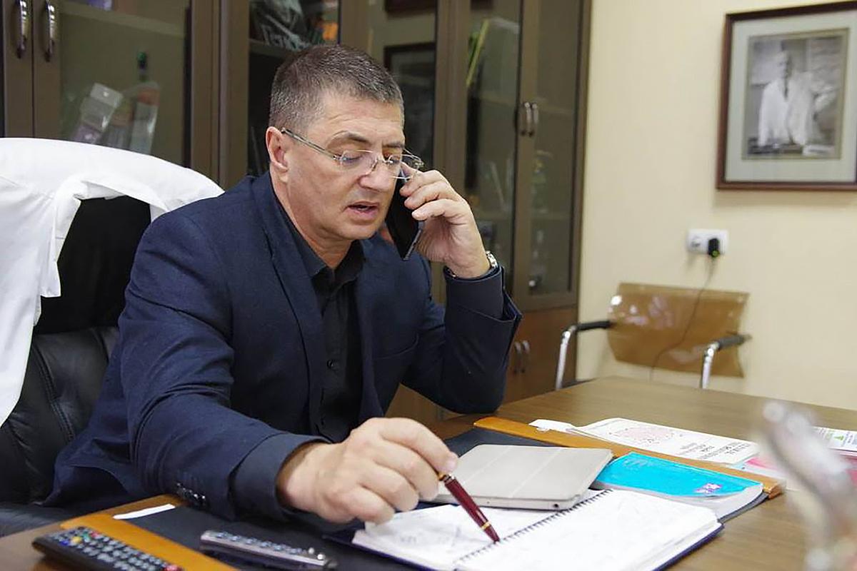 Мясников призвал «рыть котлован» в рамках борьбы с коронавирусом