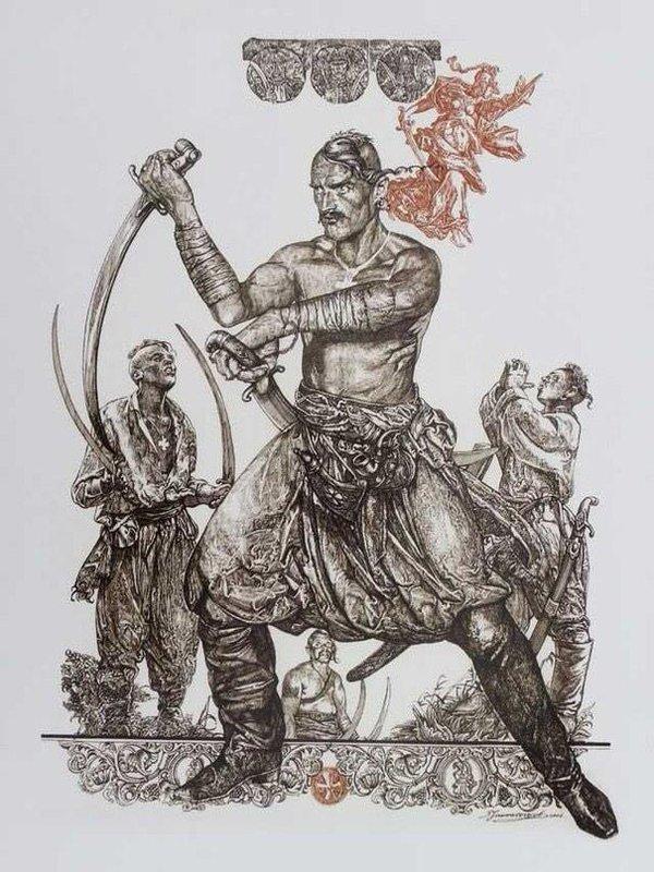 Жива – боевая практика казаков-пластунов