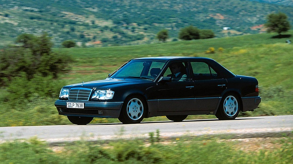 Mercedes-Benz E 500 (W124) '07.1993–04.1995
