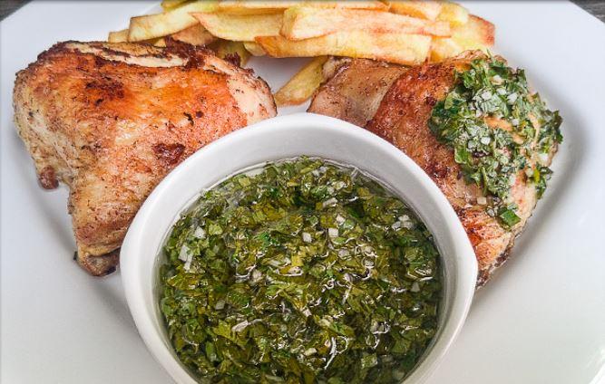 Васакака — простой доминиканский соус для курицы