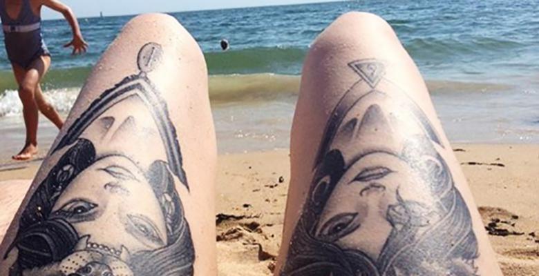 Новые идеи для татуировок, ч…