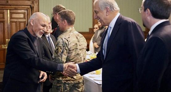 Кабул иСША договорились он…