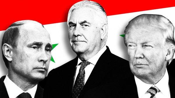 СМИ: Трамп уступит Сирию России