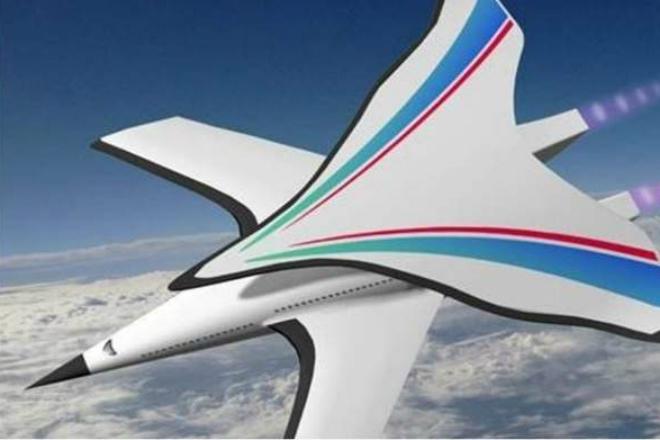 Китайцы создают новый сверхзвуковой самолет